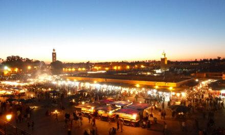Historia de un viaje a Marrakech (I)