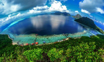 Bohey Dulang, un paraíso perdido