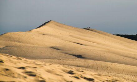 Duna de Pyla, la duna más alta de Europa