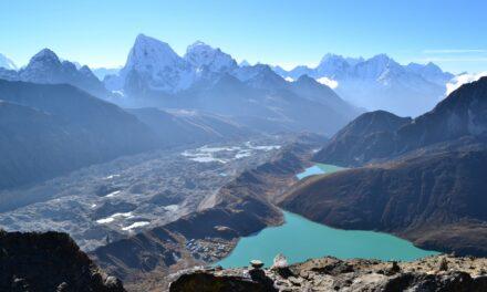 Gokyo, Nepal: un pueblo y un lago sagrado