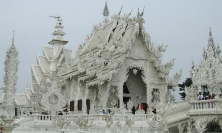 Wat Rong Khun, el hermoso Templo Blanco de Tailandia