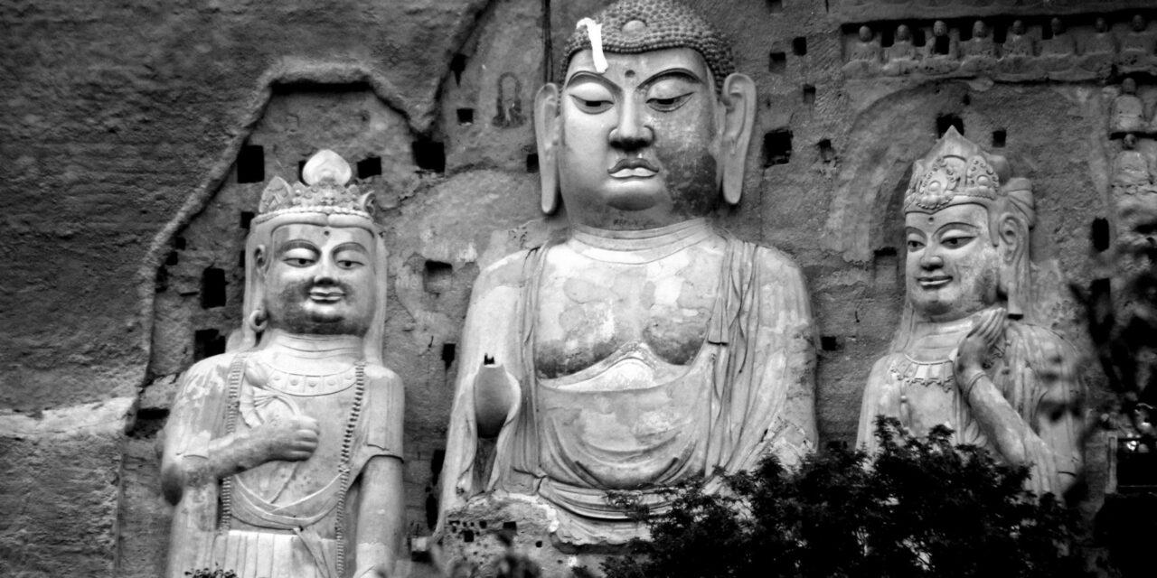 Grutas Maijishan: tesoro artístico e histórico de China