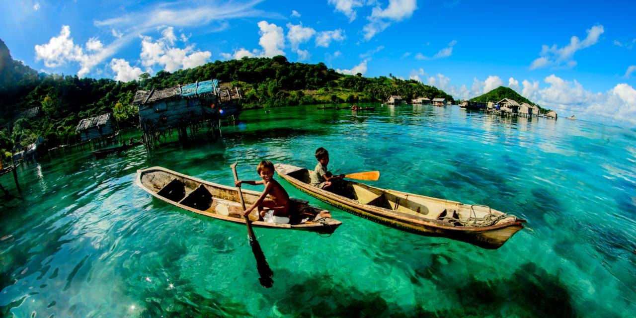 Semporna, un paraíso malayo de agua cristalina
