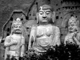 Grutas Maijishan; tesoro artístico e histórico de China