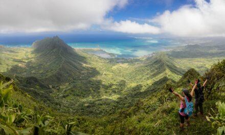 Isla de Oahu: sol, mar, arena y volcanes