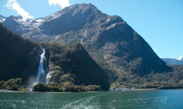 Milford Sound, la maravilla de Nueva Zelanda