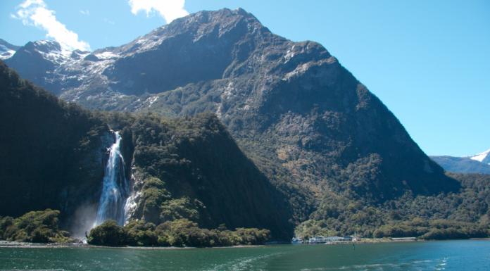 Milford Sound; la maravilla de Nueva Zelanda