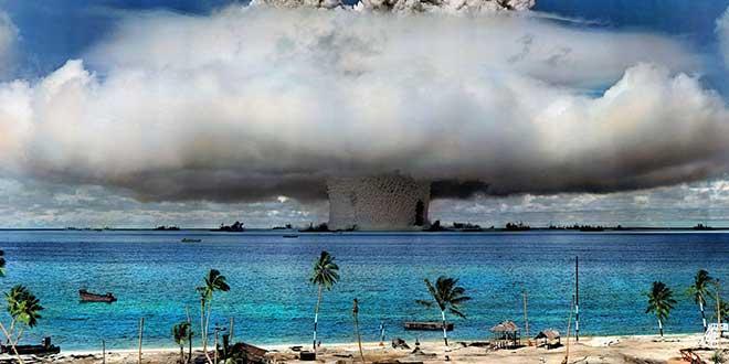 Atoll-Bikini
