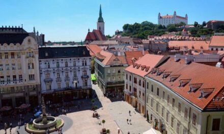 Bratislava, la encantadora y desconocida capital de Eslovaquia
