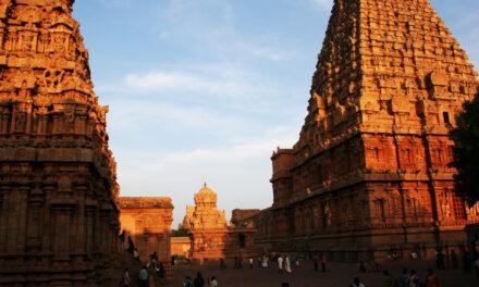 El misterioso templo Brihadeeswarar, India