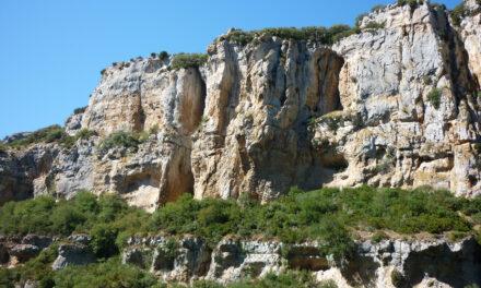 Foz de Lumbier, un impresionante cañón en Navarra
