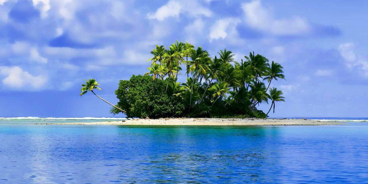 El tesoro bajo las aguas de las Islas Marshall