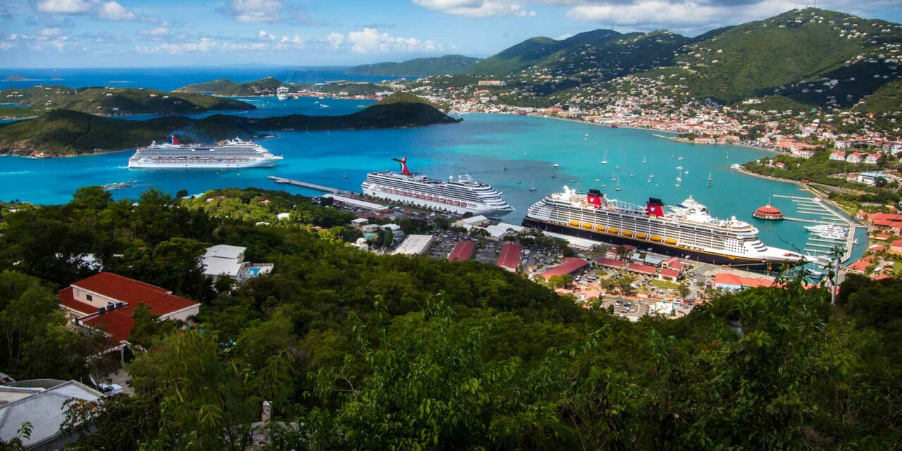 3 espectaculares y paradisíacas Islas Vírgenes