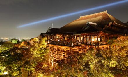 Kiyomizudera, el templo del agua