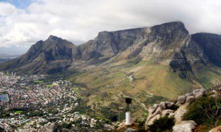 Table Mountain: la montaña protectora de Ciudad del Cabo