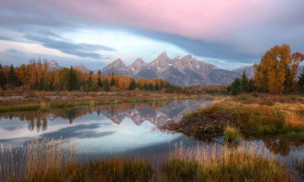 El Parque Nacional Grand Teton y sus lagos de espejos