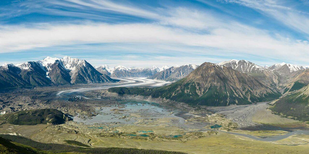 Kluane, el parque del oso grizzly… ¿Te atreves?