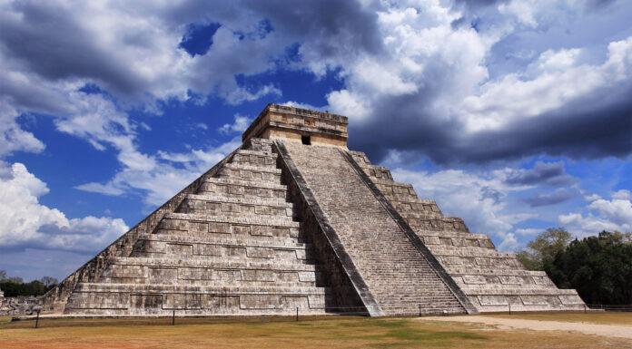 Chichén Itzá, ruinas de una ciudad maya