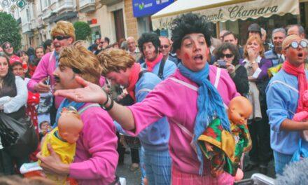 ¡»Al liquindoi» con el Carnaval de Cádiz!