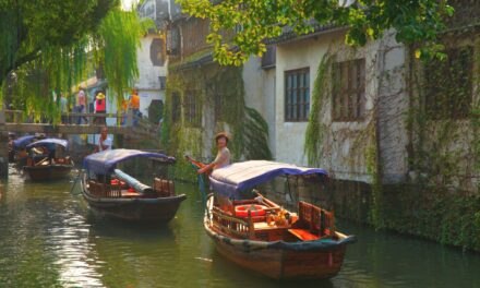 Zhouzhuang, la Venecia China