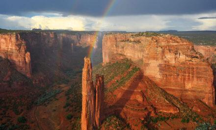 El onírico cañón Chelly, en la salvaje Arizona