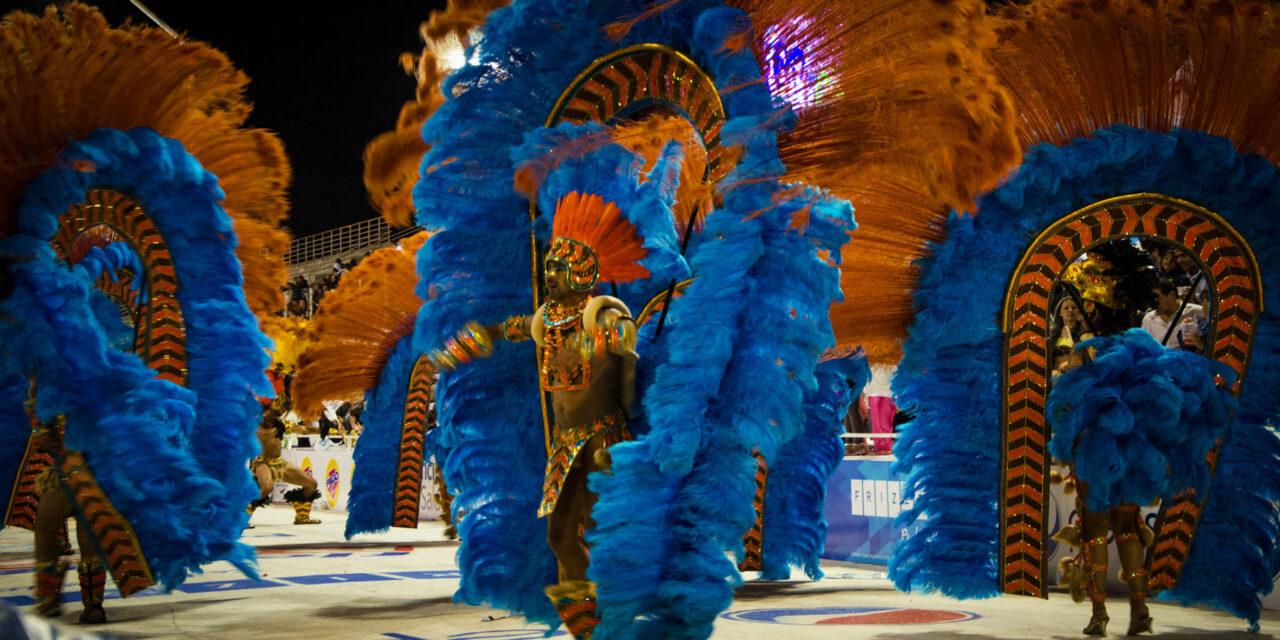 Late al compás del carnaval de Gualeguaychú
