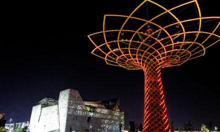 El Árbol de la vida, la herencia de la expo de Milán