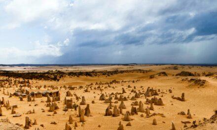 Desierto de los pináculos, la belleza escondida de Australia
