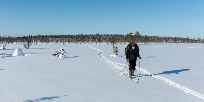 Iso-Syöte; un reino de nieve en Finlandia