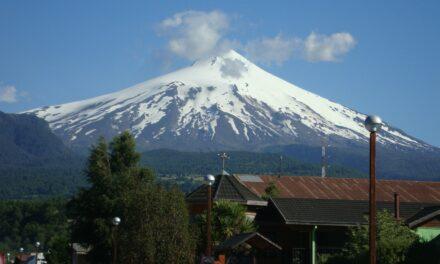 Pucón en Chile: encantadora, bella y mágica