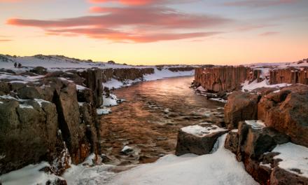 Parque nacional Jökulsárgljúfur, el reino de hielo