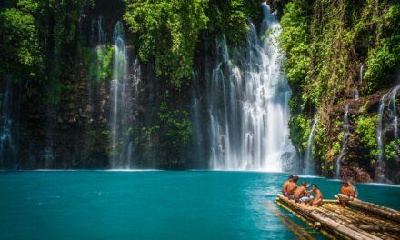 Tinago falls, un paraíso oculto bajo las escaleras