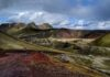 Landmannalaugar; un paisaje pintado en Islandia