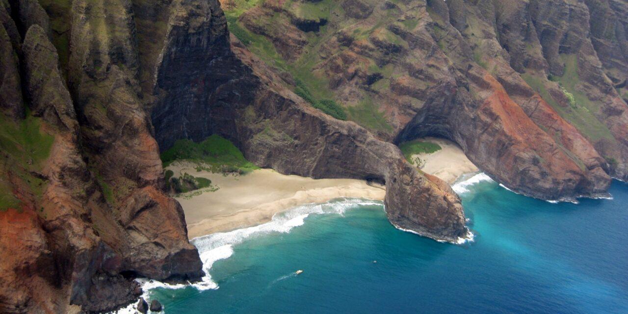 Costa de Na Pali: un paraíso perdido en Hawái