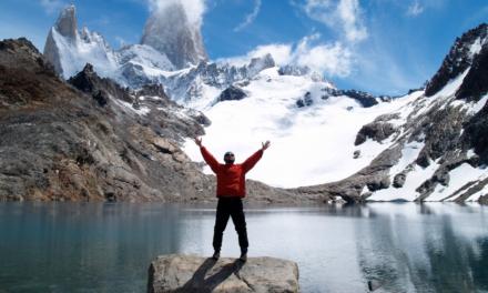 Monte Fitz Roy, el desafío de la Patagonia