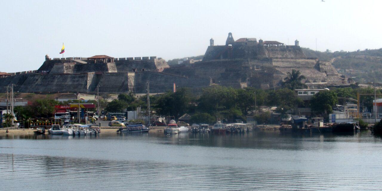 Castillo de San Felipe de Barajas; la gran fortaleza de Cartagena