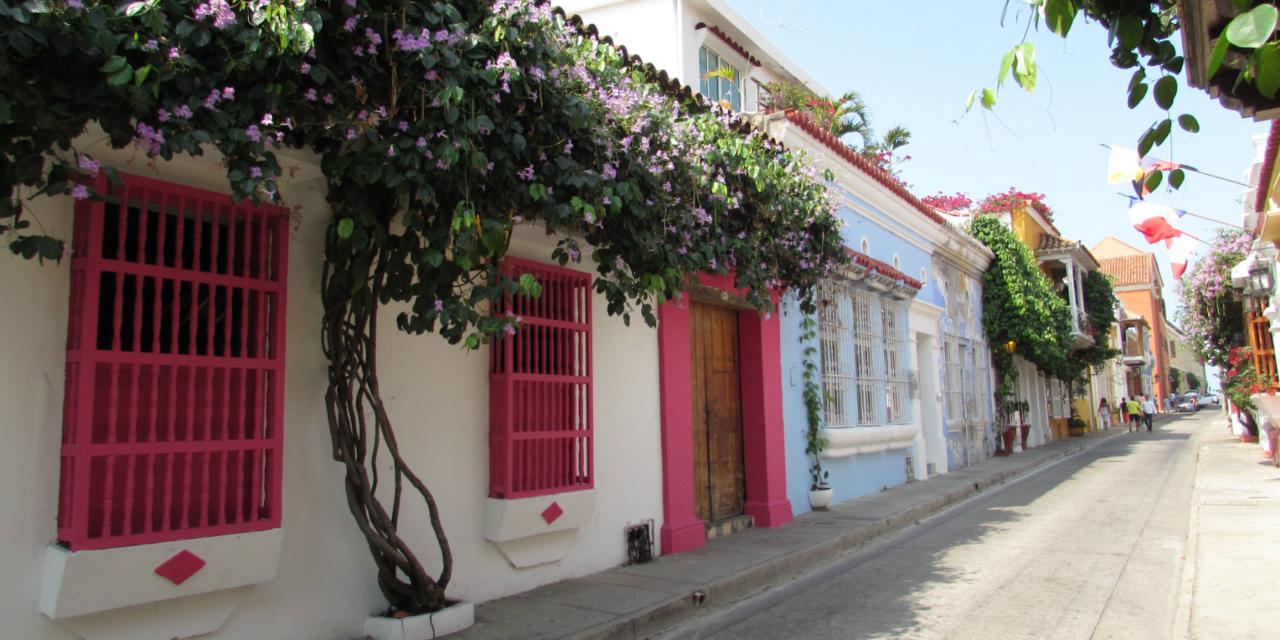 Cómo viajar barato por Cartagena, Colombia