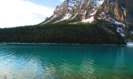 El Lago Louise, el encanto de las Rocosas