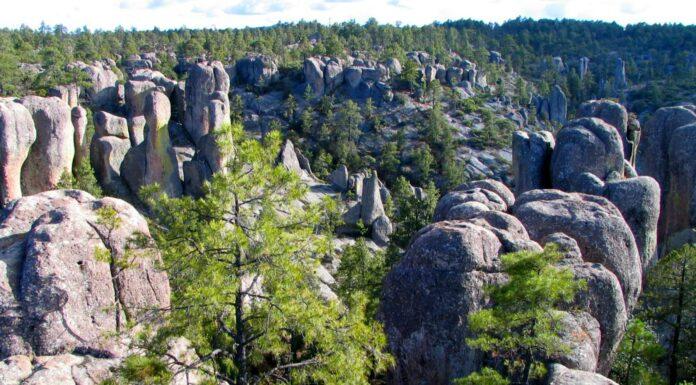 Valle de los Monjes, los gigantes de piedra