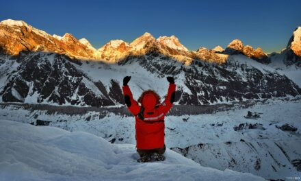 Las siete cumbres, reto de gigantes