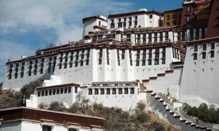 Palacio Potala; la «Isla donde vive el Buda de la Misericordia»