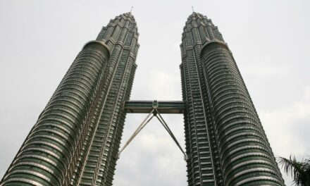 Las Torres Petronas, puro esplendor malayo
