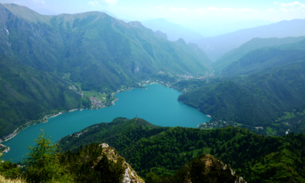 El Lago de Ledro, el tesoro histórico de Trento