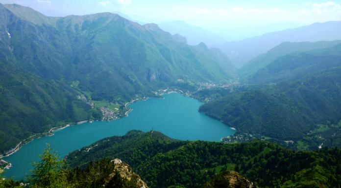 El Lago de Ledro; el tesoro histórico de Trento