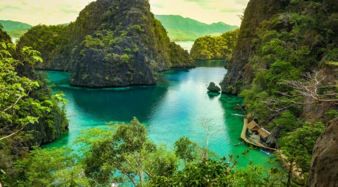 Coron, Palawan; un paraíso para conectarte con la tierra