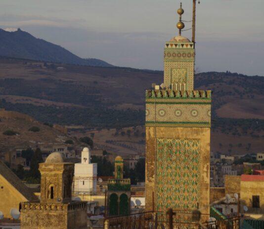 Fez; tierra de misterio y tradición