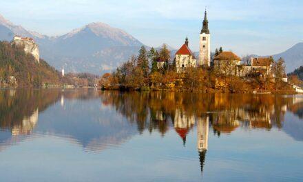 8 pueblos de cuento en Eslovenia