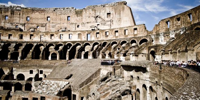 Los Secretos Del Coliseo De Roma El Viajero Feliz