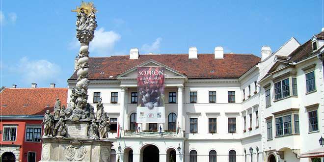 Columna-en-Sopron