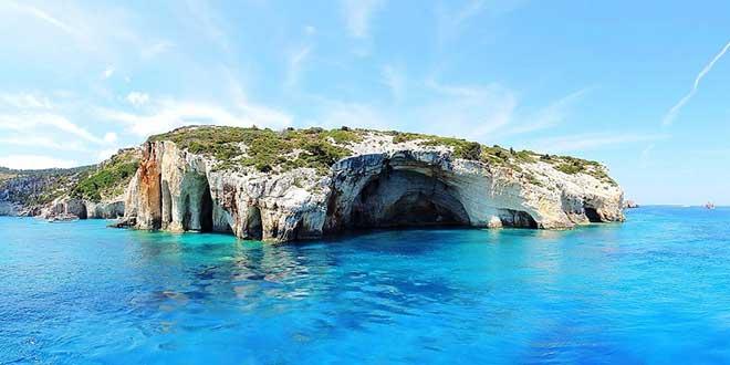 Cuevas-azules-Zante